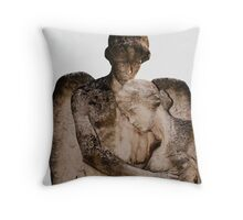 Angel's Embrace Throw Pillow