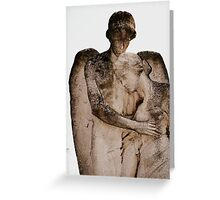 Angel's Embrace Greeting Card