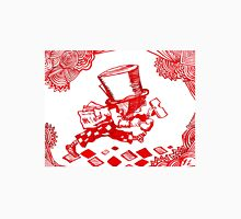 The Mad Hatter Steps Down Unisex T-Shirt