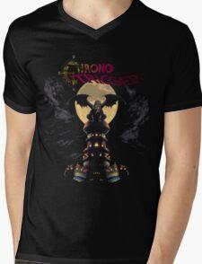 Chrono Trigger (SNES) Magus's Tower  Mens V-Neck T-Shirt