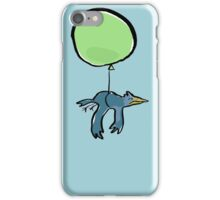I don't fly today iPhone Case/Skin