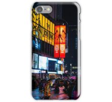 The Only Living Toon in New York iPhone Case/Skin