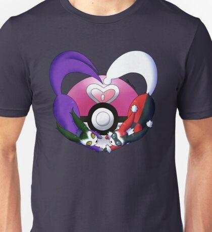 Love Evolved Unisex T-Shirt