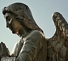Praying Angel by BirgitHM