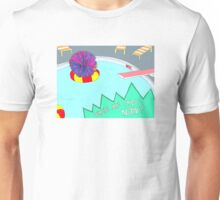 Broad City Where Are They Now Koosh Ball Unisex T-Shirt