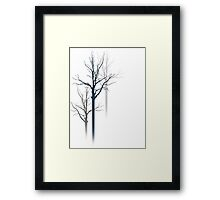 TREES 1 Framed Print