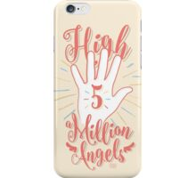 High 5 iPhone Case/Skin