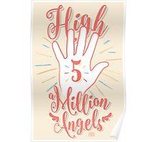 High 5 Poster