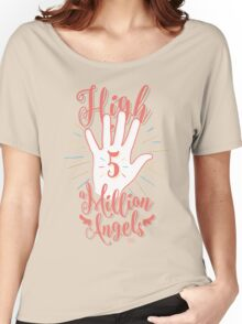 High 5 Women's Relaxed Fit T-Shirt