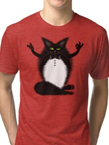 ZIGGY THE CAT Tri-blend T-Shirt