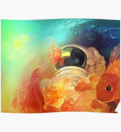 sea of stars Poster