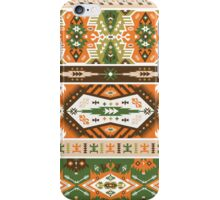 Aztec colorful decorative seamless pattern iPhone Case/Skin