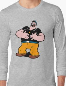 Brutus vs. Bluto Long Sleeve T-Shirt