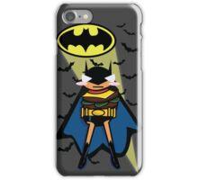 batburger  iPhone Case/Skin