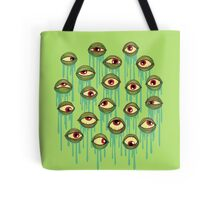 Mutant Eyeballs Tote Bag