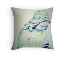 Say a Little Prayer II Throw Pillow