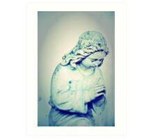 Say a Little Prayer II Art Print