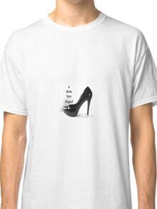 Girls best friend shoe Classic T-Shirt