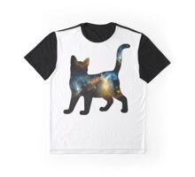 CELESTIAL CAT 3 Graphic T-Shirt