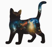 CELESTIAL CAT 3 One Piece - Short Sleeve