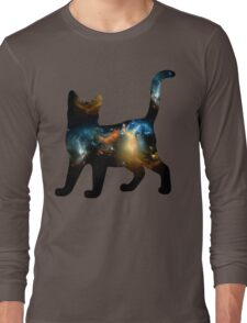 CELESTIAL CAT 3 Long Sleeve T-Shirt