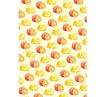 Orange and Lemon Photographic Print