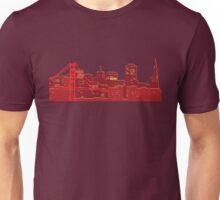 San Fran Skyline Unisex T-Shirt