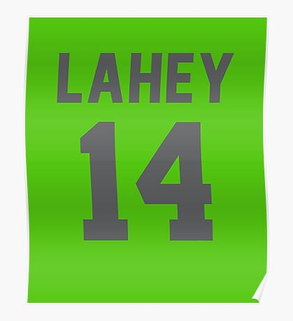 Lahey 14 Poster
