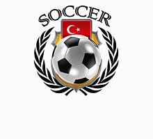 Turkey Soccer 2016 Fan Gear Unisex T-Shirt