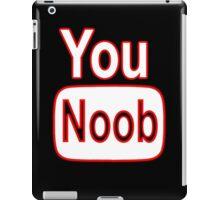 YouNoob (Classic - Light) iPad Case/Skin