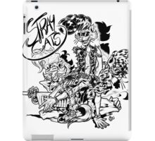 Stray Cats iPad Case/Skin