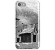 The Trading Post iPhone Case/Skin