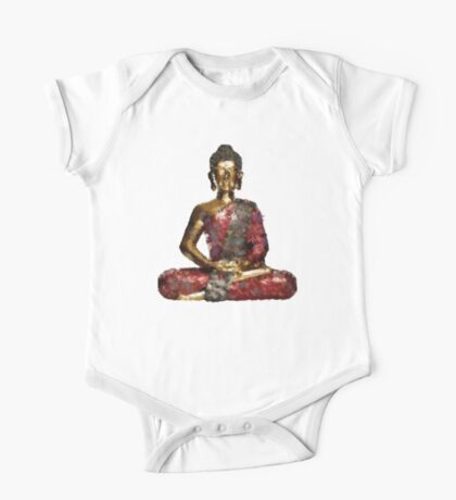 Buddha One Piece - Short Sleeve
