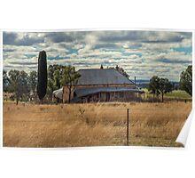 Dunedoo, NSW Australia.  Poster