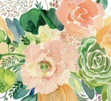 Summer bouquet Sticker