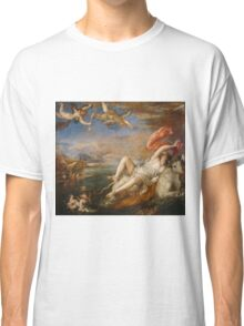 Tiziano Vecellio, Titian - Europa  Classic T-Shirt