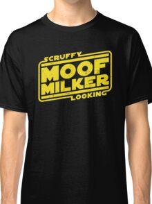 Scruffy Looking Moof Milker Classic T-Shirt