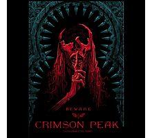 Crimson Peak The Movie Photographic Print