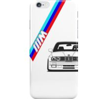 BMW E30 M3 Phone Case iPhone Case/Skin