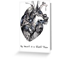 Adam Lambert Greeting Card