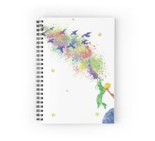 Le petit prince Spiral Notebook