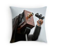 Snap Happy Throw Pillow