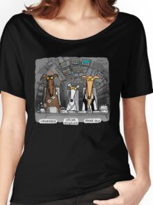 Hound Solo Tee Women's Relaxed Fit T-Shirt