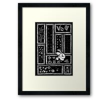The littlest gardener Framed Print