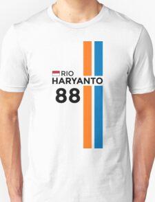 F1 2016 - #88 Haryanto Unisex T-Shirt