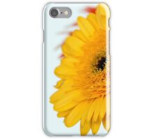 Gerberas macro iPhone Case/Skin