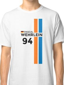 F1 2016 - #94 Wehrlein Classic T-Shirt