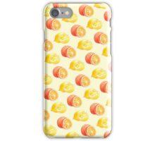 Orange and Lemon iPhone Case/Skin