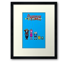 ADVENTURE TIME What Was Missing  Framed Print