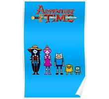 ADVENTURE TIME What Was Missing  Poster